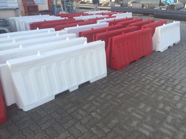 OzPlast Road Barrier for Supply order