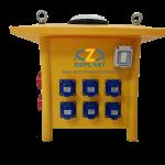PE power distribution box